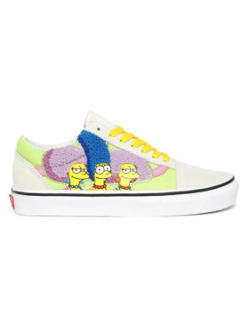 VANS – The Simpsons x Vans The Bouviers Old Skool