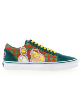 VANS – The Simpsons x Vans Moe's Old Skool