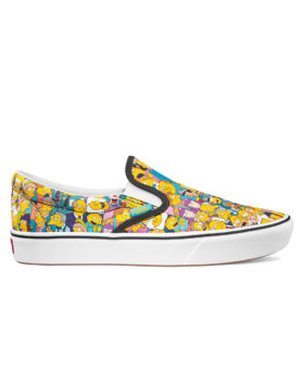 VANS – The Simpsons x Vans Comfycush Slip-On