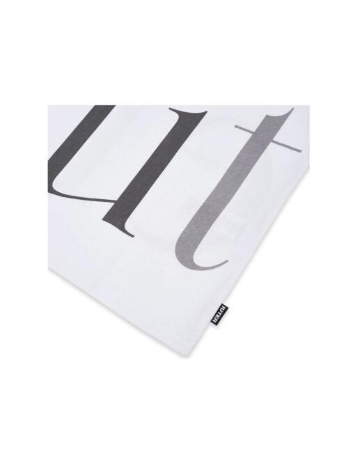 maglia logo iuter bianca