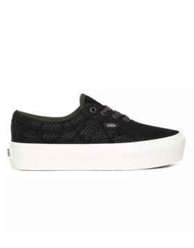 VANS – Era Platform Animal (Emboss/Black)