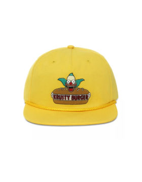VANS – The Simpsons x Vans Krusty Cap