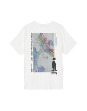 Stüssy – Delusion Tee (Natural)
