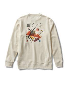 VANS – MoMa x Vans sweater (Kandinsky)