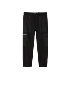 VANS – 66 Supply Fleece Trousers (Black)