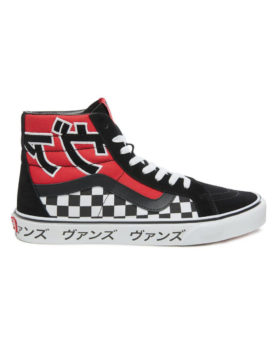 VANS – Sk8-Hi Reissue Japanese Type (Racing Red)