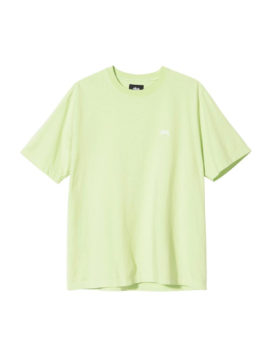 Stüssy – Stock Logo T-shirt (Green)