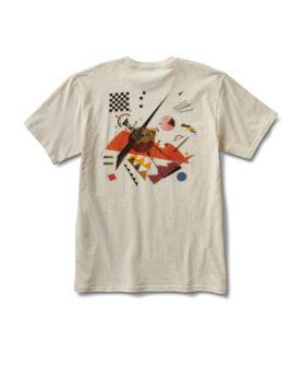 VANS – MoMa x Vans T-shirt (Kandinsky)