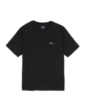 Stüssy – Stock Logo T-shirt (Black)