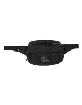 Stüssy – Waist Pack (Black)