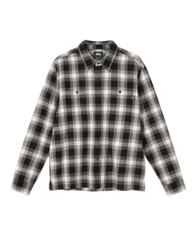 Stüssy – Beach Plaid Shirt