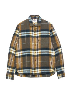 YOU MUST CREATE – Curtis Shirt (Olive)
