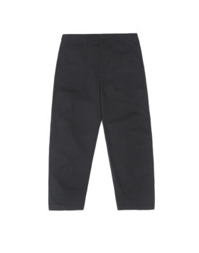 Universal Works – Fatigue Pant in Twill (Black)