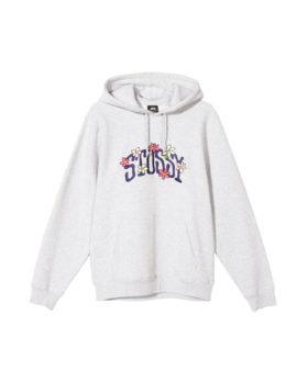 Stüssy – Collegiate Flower Hoodie