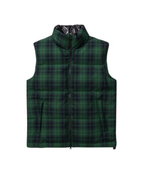 Life Sux – Puffer Vest (Green)