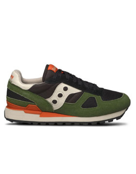 SAUCONY – Shadow Original Man (Black/Green)