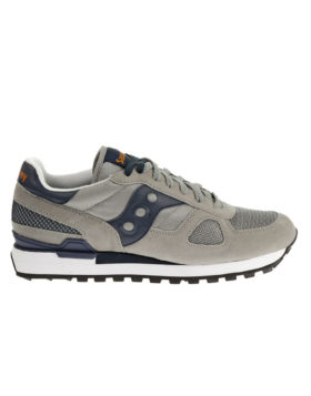 SAUCONY – Shadow Original Man (Grey/Navy)
