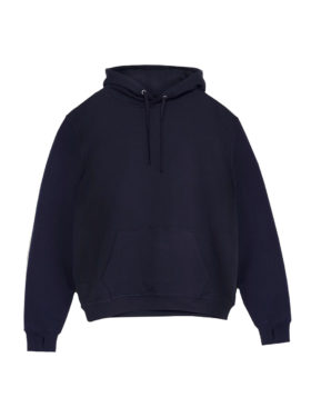 YOU MUST CREATE – Triple Cotton Sweat Hoody (Navy)