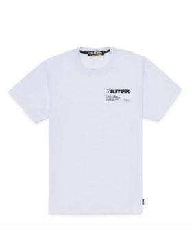 IUTER – Info Tee (White)