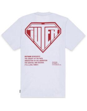 IUTER – Double Logo Tee
