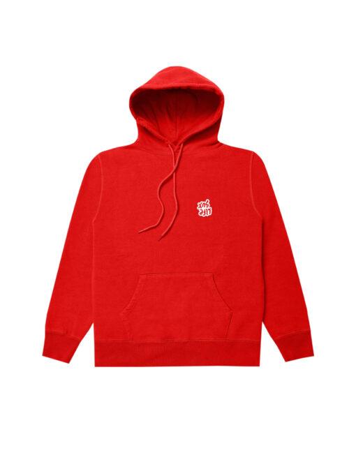 Life Sux - People Hoodie (Red)