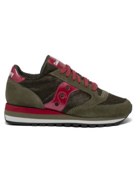 SAUCONY – Jazz Triple Woman (Olive/Jester)