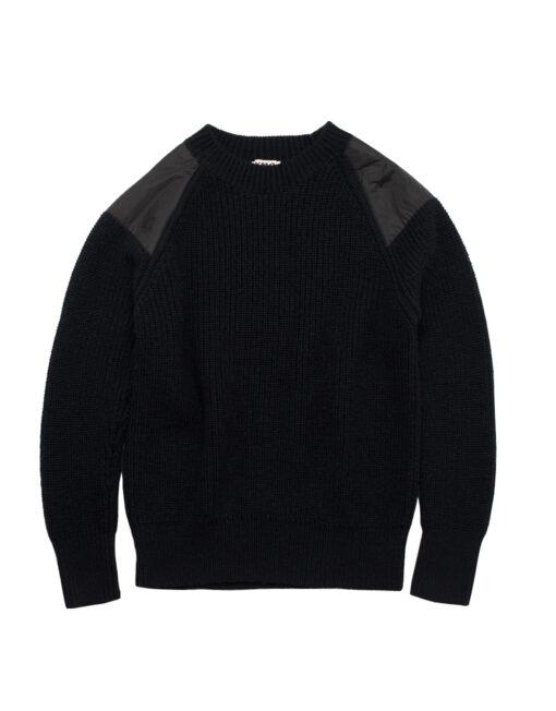 maglia girocollo you must create nera