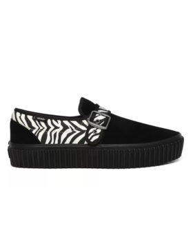 VANS – Style 47 Creeper Animal (Zebra/Black)