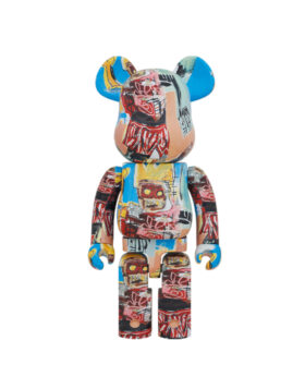 MEDICOM TOY – Be@rbrick Jean Michel Basquiat 1000%