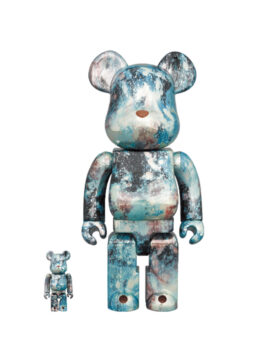 MEDICOM TOY – Be@rbrick Pushead #5 100% & 400%