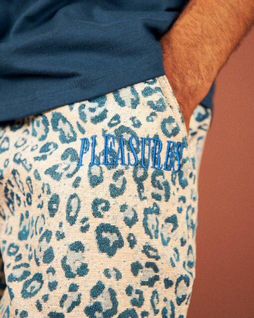 PLEASURES - Eclipse Cheetah Beach Pant