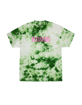 PLEASURES – Aroma Crystal Dye T-Shirt