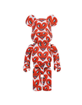 Medicom Toy – Be@rbrick Keith Haring 1000%