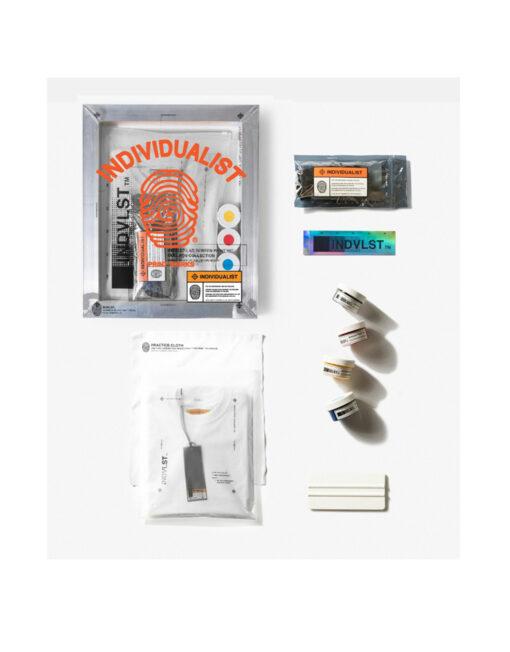 INDIVIDUALIST - Print Works Screen Print Kit