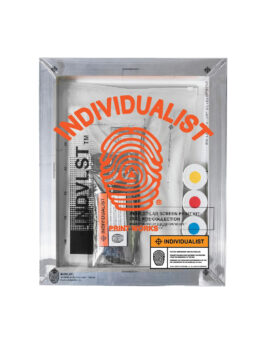 INDIVIDUALIST – Print Works Screen Print Kit