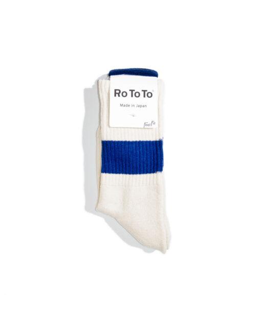 RoToTo - Classic Crew Socks Silkunoil