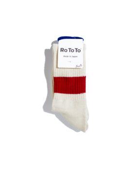 RoToTo – Classic Crew Socks Silkunoil