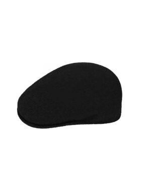 KANGOL – Wool 504 cap (black)