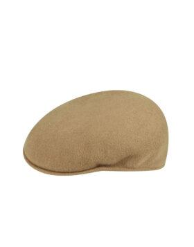KANGOL – Wool 504 cap (camel)