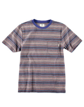 VANS – Ramsey Blueprint Knit Pocket T-Shirt