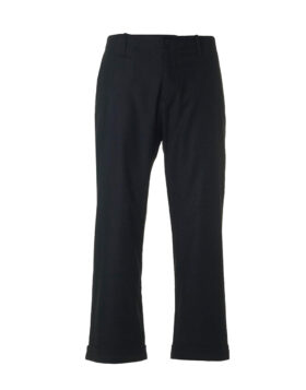 YOU MUST CREATE – WOOL FLANNEL TROUSERS
