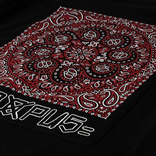 shirt nera octopus
