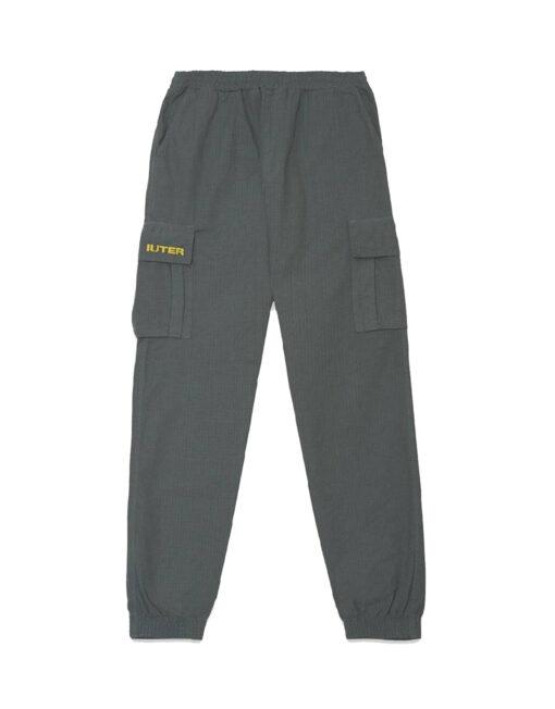 pantalone grigio iuter cargo