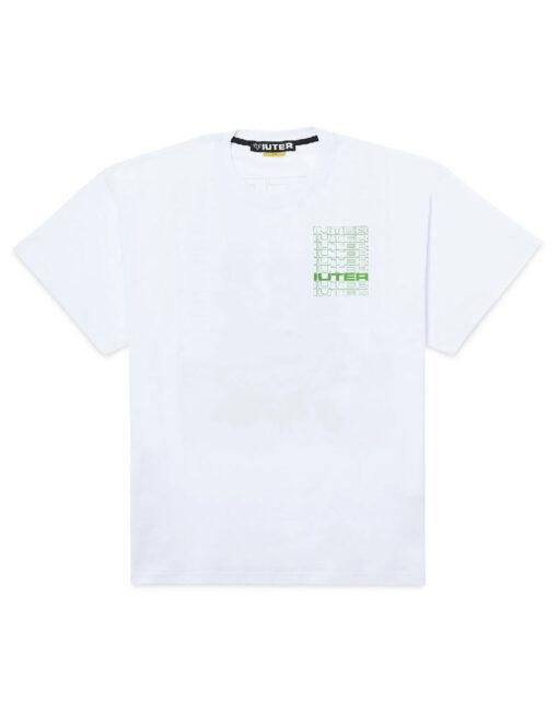 shirt bianca rose iuter