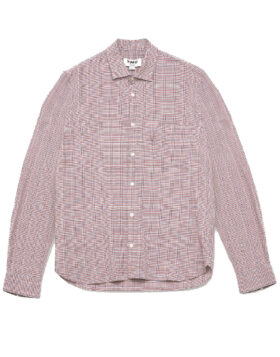 YOU MUST CREATE – CURTIS TARIFA MINI CHECK SHIRT MULTI