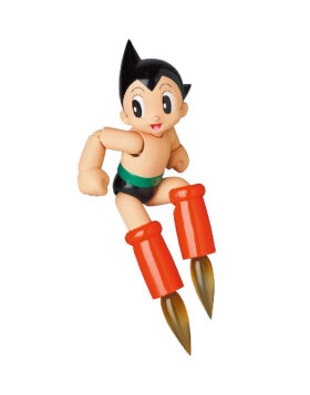 MEDICOM TOY – Astro Boy MAFEX No. 065 Toy Figure