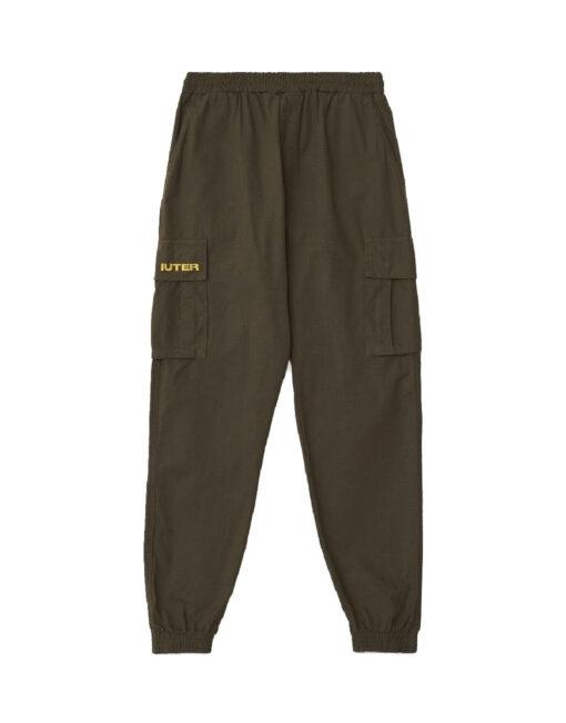 pantalone iuter verde