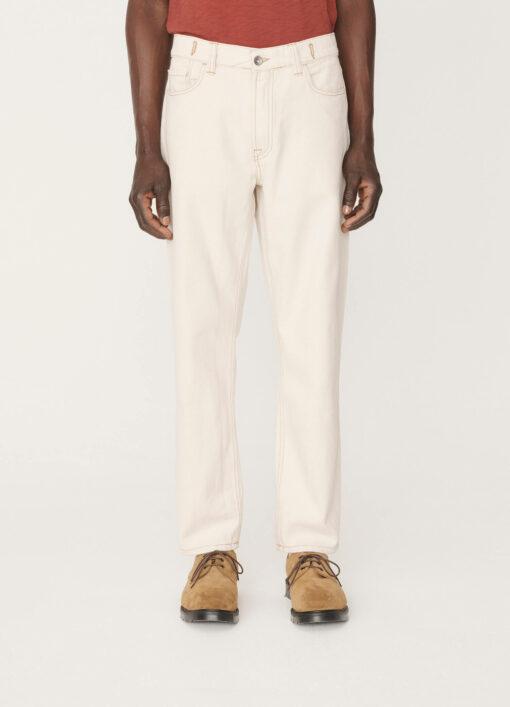 ymc tearaway_cotton_canvas_jeans_ecru