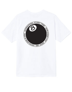 Stüssy – 8 BALL DOT TEE