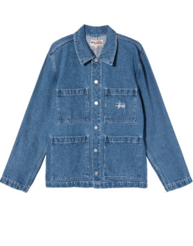 Stüssy – DENIM CHORE JACKET